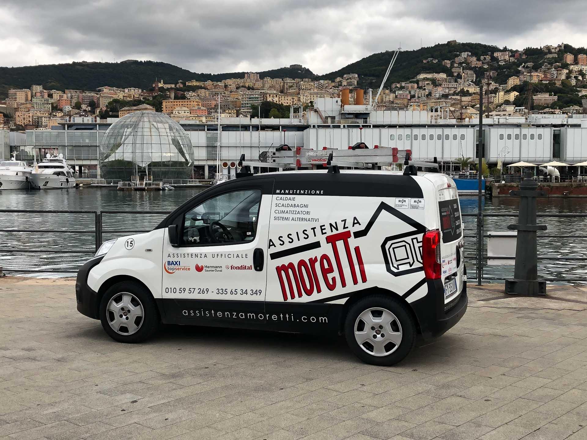 Assistenza Moretti Azienda Genova-4